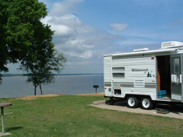 Enid Lake Campground in Enid, Mississippi (Persimmon Hill)-enidlakecampground.jpg