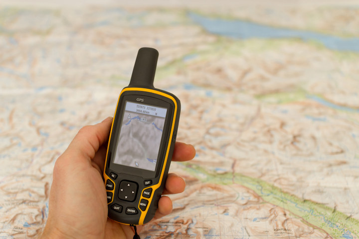 How Do You Prepare For Camping Emergencies?-hiking-gps.jpg
